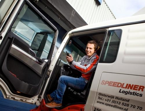 Vrachtwagenschauffeur met meeneemheftruck ervaring gezocht.