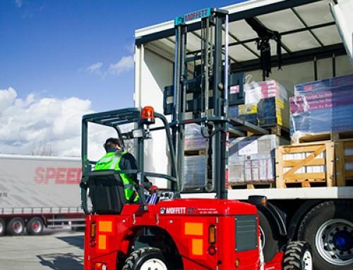 Vacature vrachtwagenchauffeur C of CE