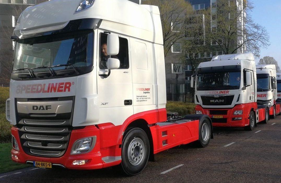Daf XF Speedliner Logistics